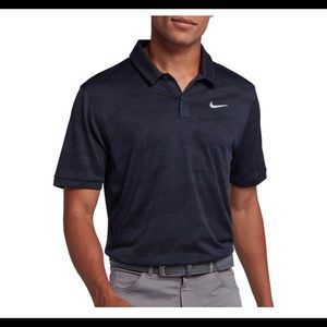 NWT Men's NIKE Golf Camo Polo Shirt
